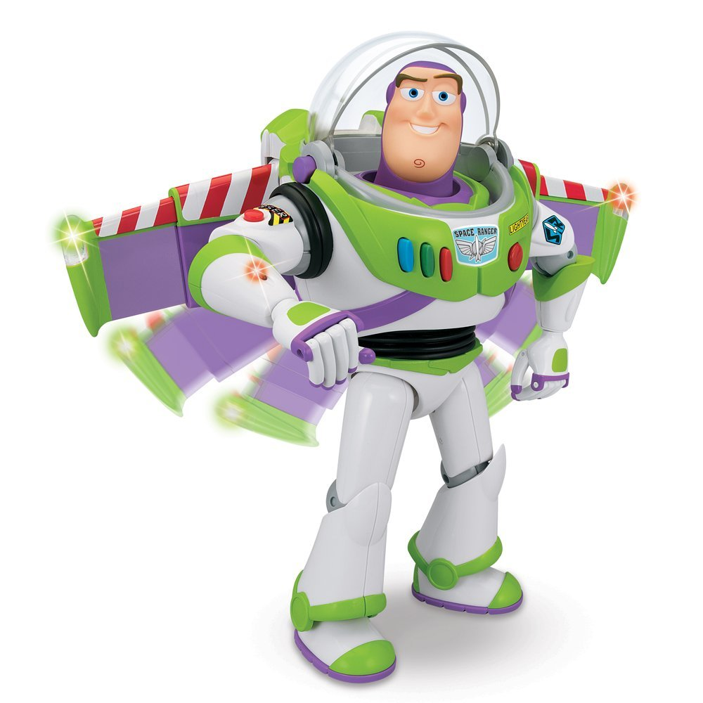 Buzz Lightyear Talking Action Figure 4 Cdcbg